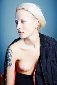 Sophie Delaporte for Bad to the bone magazine