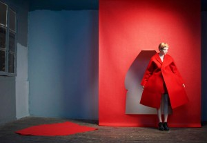 comme des garcons collection AW 2012 by sophie delaporte