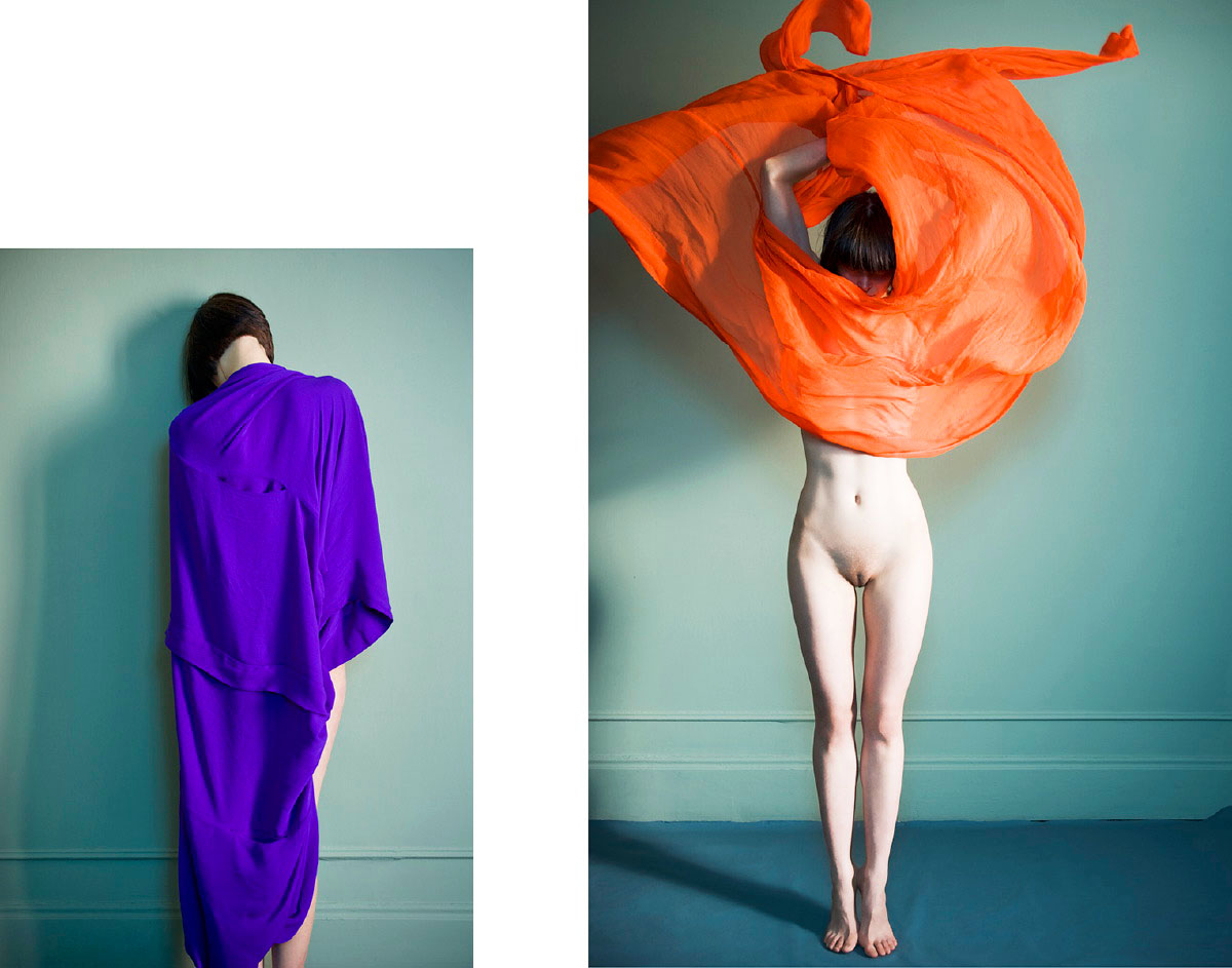 Nudes, NY Exhibition