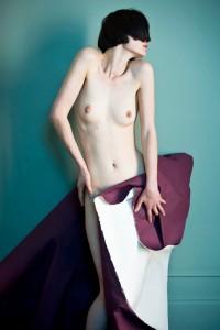 exhibition of sophie delaporte nudes in new york