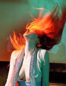 fashion story by sophie delaporte for iD magazine