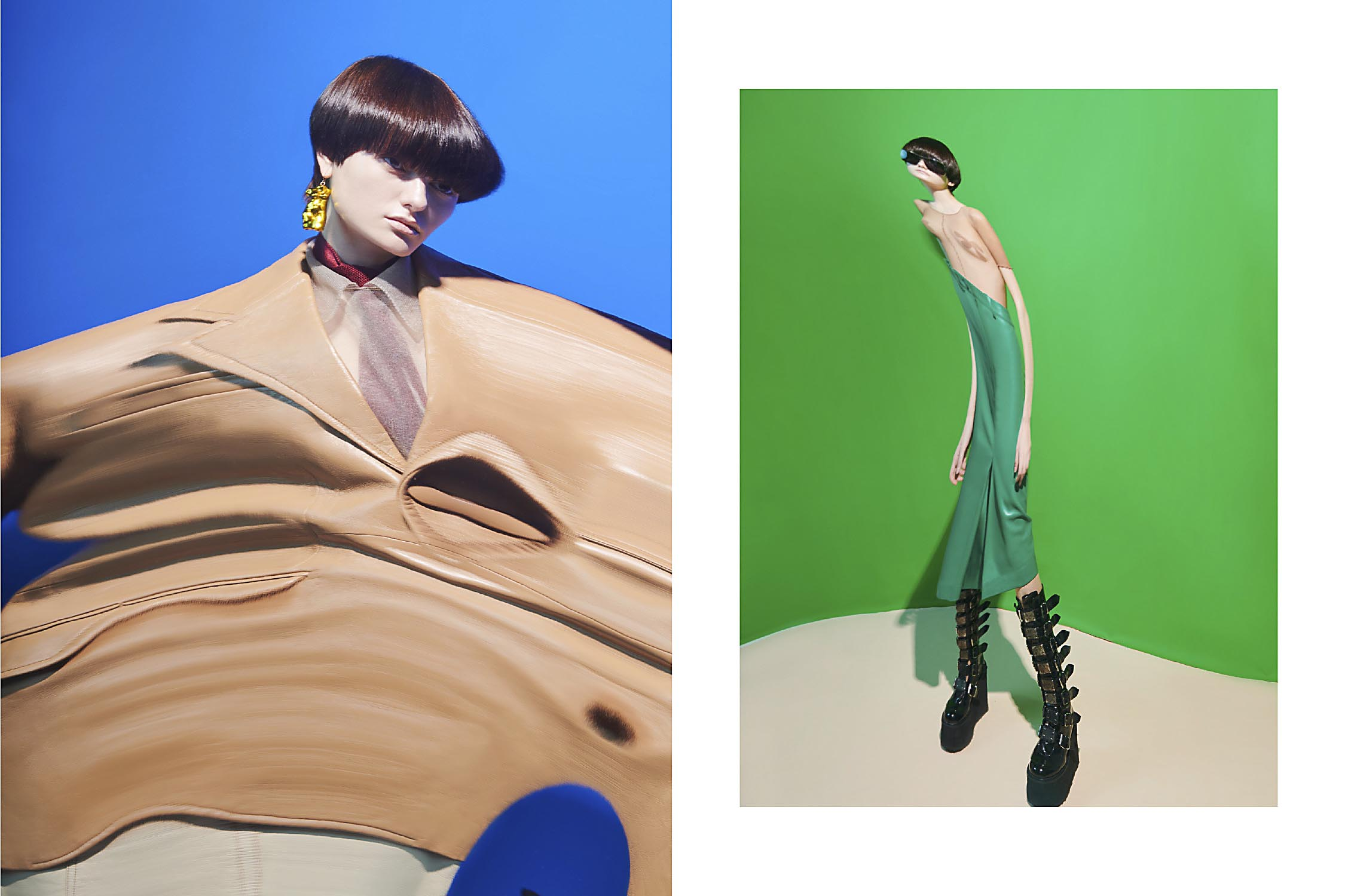 Fashion by Sophie Delaporte