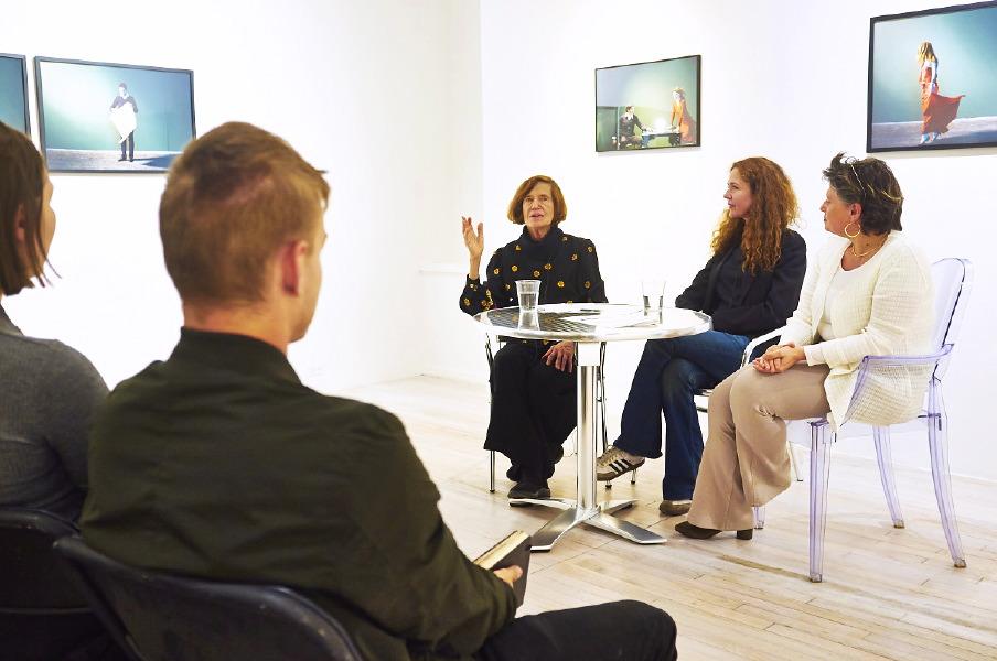 Sophie-Delaporte-talk-with-Vicki-Goldberg-02