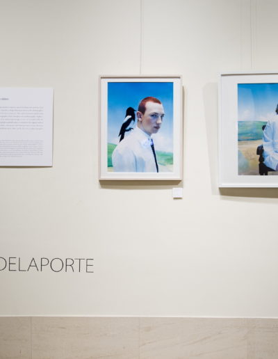 Sophie Delaporte Early Fashion work exhibition in Tokyo