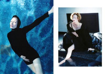 Tilda Swinton by Sophie Delaporte