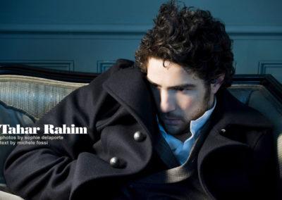 Taha Rahim by Sophie Delaporte