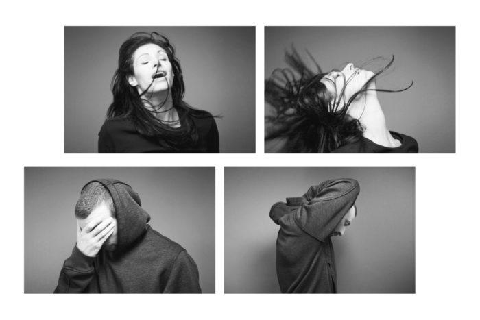 MC Pietragalla and M Kassovitz by Sophie Delaporte